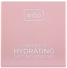 Kup Sypki puder nawilżający pod oczy - Wibo Under Eye Hydrating Setting Powder
