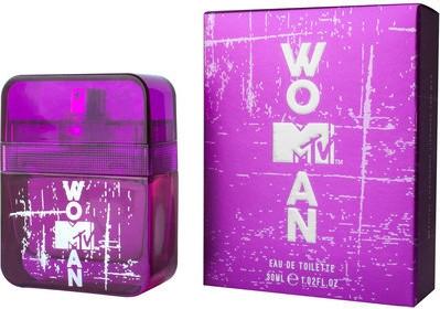 MTV Perfumes MTV Woman - Woda toaletowa — фото N2