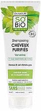 Kup Oczyszczający szampon z werbeną i olejkiem cytrynowym - So'Bio Etic Shampoo With Verbena & Lemon Oil