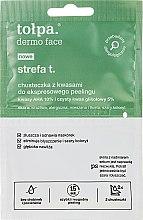 Kup Chusteczka z kwasami do ekspresowego peelingu - Tołpa Strefa T Peeling Wipe
