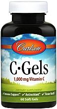 Kup Witamina C, 1000mg - Carlson Labs C-Gels Vitamin C