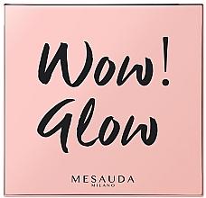 Kup Paletka rozświetlaczy do twarzy - Mesauda Milano Wow! Glow Highlighters