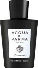 Kup Acqua Di Parma Colonia Essenza - Perfumowany szampon i żel pod prysznic dla mężczyzn