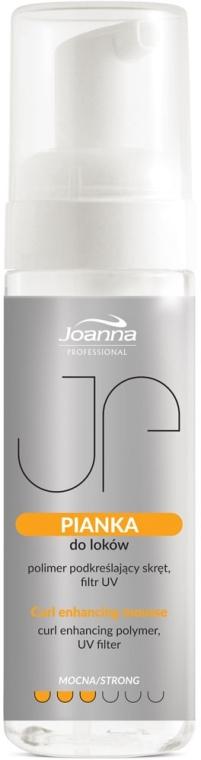 Mocna pianka do loków - Joanna Professional