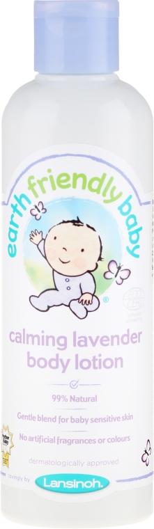 Balsam do ciała z lawendą dla dzieci - Earth Friendly Baby Calming Lavender Body Lotion — фото N1
