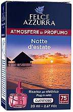 Kup Elektryczny odświeżacz powietrza - Felce Azzurra Summer Night (wymienny wkład)