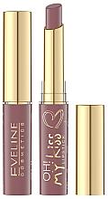 Kup PRZECENA! Szminka do ust 2 w 1 - Eveline Cosmetics Oh! My Kiss Lipstick *
