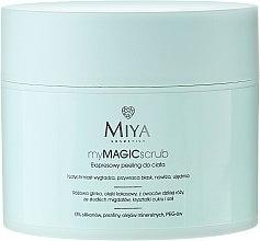 Kup Ekspresowy peeling do ciała - Miya Cosmetics myMAGICscrub