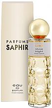 Kup Saphir Parfums Muse Night - Woda perfumowana
