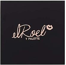 Kup Kasetka magnetyczna na cienie do powiek - Elroel Y Palette Signature