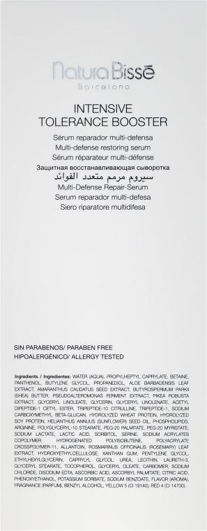 Serum wzmacniające barierę ochronną ciała - Natura Bissé NB Ceutical Intensive Tolerance Booster — фото N3