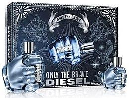 Kup Diesel Only The Brave - Zestaw (edt 125 ml + edt 35 ml)