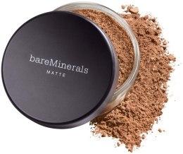 Kup Mineralny matujący podkład do twarzy SPF 15 - Bare Escentuals Bare Minerals Matte Foundation