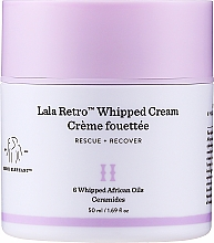 Kup Nawilżający krem regenerujący do twarzy z ceramidami - Drunk Elephant Lala Retro Whipped Cream