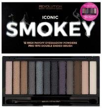 Kup Paleta cieni do powiek - Makeup Revolution Redemption Iconic Smokey Eyeshadow Palette