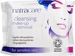 Kup Chusteczki do demakijażu do skóry wrażliwej - Natracare Cleansing Make-Up Removal Wipes