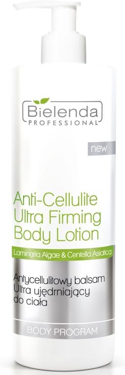 Antycellulitowy balsam do ciała - Bielenda Professional Body Program Anti-Cellulite Ultra Firming Body Lotion — фото N1