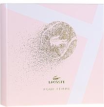 Kup Lacoste Pour Femme - Zestaw (edp 50 ml + b/lot 100 ml)