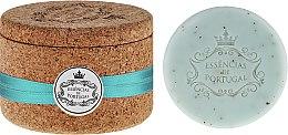 Kup Naturalne mydło w kostce Fiołek - Essências de Portugal Tradition Jewel-Keeper Violet Soap (w pudełeczku z korka)