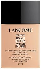 Kup Długotrwały podkład do twarzy - Lancôme Teint Idole Ultra Wear Nude SPF 19