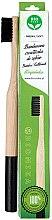 Kup Miękka bambusowa szczoteczka do zębów, czarna - Biomika Natural Bamboo Toothbrush