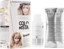 Kup Dekoloryzujący krem do włosów - L'Oreal Paris Colorista Remover