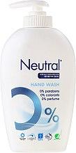 Kup Neutralne mydło w płynie do rąk - Neutral 0% Hand Wash