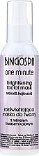 Kup Rozświetlająca maska do zmęczonej skóry twarzy, szyi i dekoltu - BingoSpa Brightening Mask