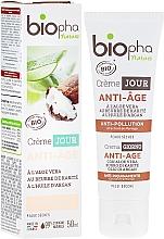 Kup Przeciwzmarszczkowy krem na dzień - Biopha Nature Crème Jour Anti-Age