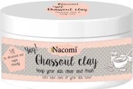 Kup Maska oczyszczająca do twarzy do cery wrażliwej i normalnej - Nacomi Glinka ghassoul