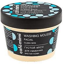 Kup Gęsty oczyszczający mus do mycia twarzy - Café Mimi Washing Mousse Facial Clean Skin
