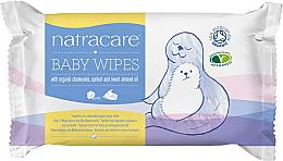 Kup Chusteczki nawilżane dla dzieci - Natracare Organic Cotton Baby Wipes