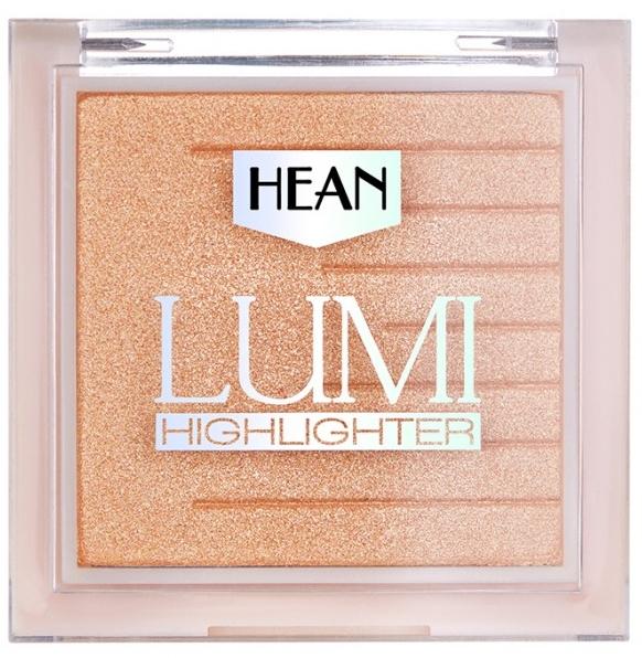 Rozświetlacz do twarzy - Hean Lumi Highlighter