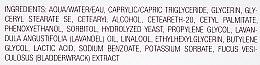 Kojąca kremowa maseczka do twarzy Lawenda - Klapp Aroma Selection Lavender Calming Mask — фото N3