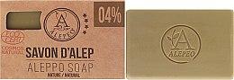Kup Naturalne mydło aleppo - Alepeo Aleppo Soap Natural 4%