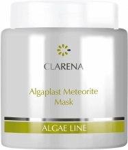 Kup Maska algowa z rozświetlającym pyłem z meteorytów - Clarena Algaplast Meteorite Mask