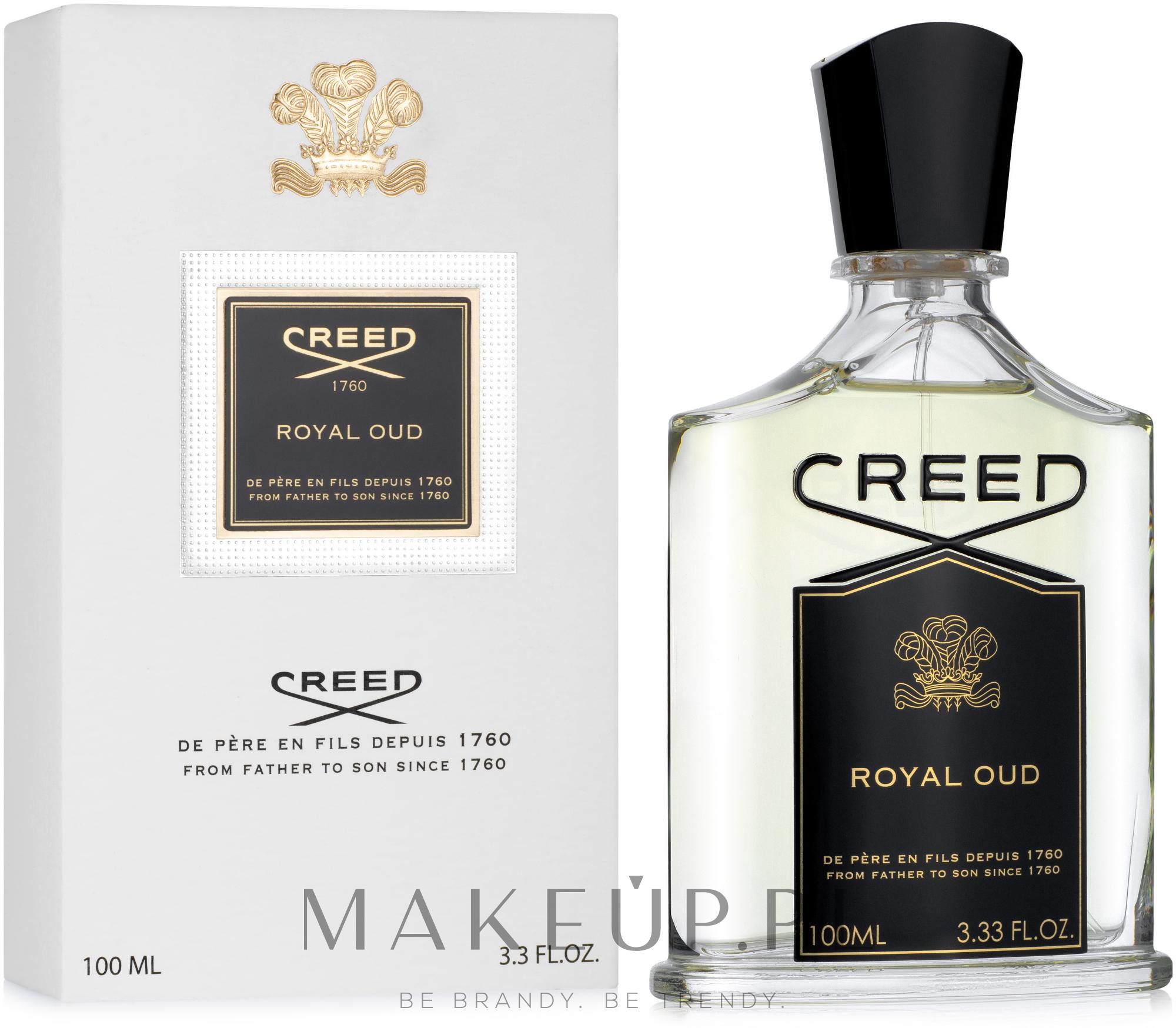 PRZECENA! Creed Royal Oud - Woda perfumowana * — фото 100 ml