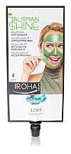 Kup Głęboko oczyszczająca maska peel-off do twarzy - Iroha Nature Talisman Shine Deep Cleansing Peel-Off Mask Love