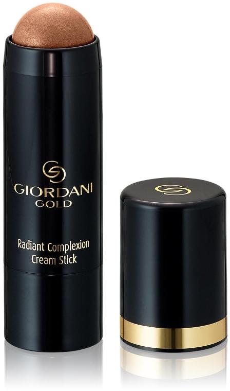 Rozświetlający sztyft do twarzy - Oriflame Giordani Gold Radiant Complexion Cream Stick — фото N1
