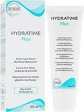 Kup Nawilżający krem do twarzy na dzień - Synchroline Hydratime Plus Day Face Cream