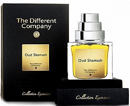 Kup The Different Company Oud Shamash - Woda perfumowana