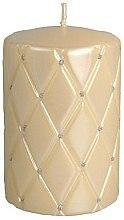 Kup Świeca dekoracyjna, 7 x 10 cm, kremowa - Artman Florencja