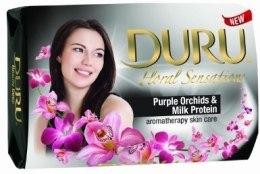 Kup Mydło kosmetyczne Orchidea i proteiny mleczne - Duru Floral Sensations Soap