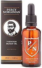 Kup PRZECENA! Olejek do brody - Percy Nobleman Premium Beard Oil *