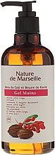 Kup Żel do mycia rąk o zapachu jagód goji i masła shea Myje i pielęgnuje - Nature de Marseille
