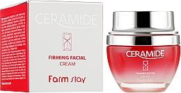 Kup Ujędrniający krem do twarzy z ceramidami - FarmStay Ceramide Firming Facial Cream