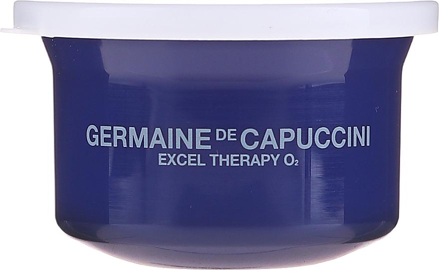 Zestaw - Germaine de Capuccini Excel Therapy O2 Pollution Defense (f/cr/2x50ml) — фото N4