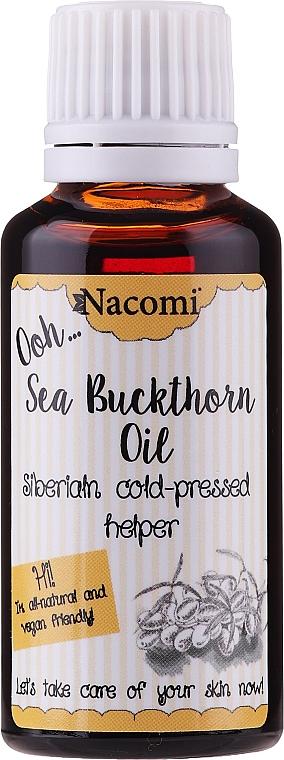 Olej rokitnikowy - Nacomi