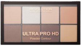 Kup Paleta do konturowania twarzy - Makeup Revolution HD Pro Powder Contour