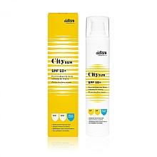 Kup Przeciwsłoneczny krem ochronny do twarzy SPF 50+ - Dottore City SUN SPF 50+